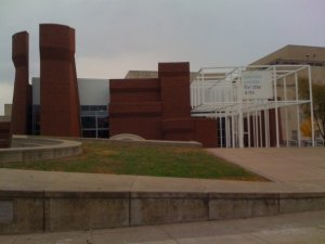 Big-name exhibitions visit the Wexner Center for the Arts every year. It's located on OSU's campus.
