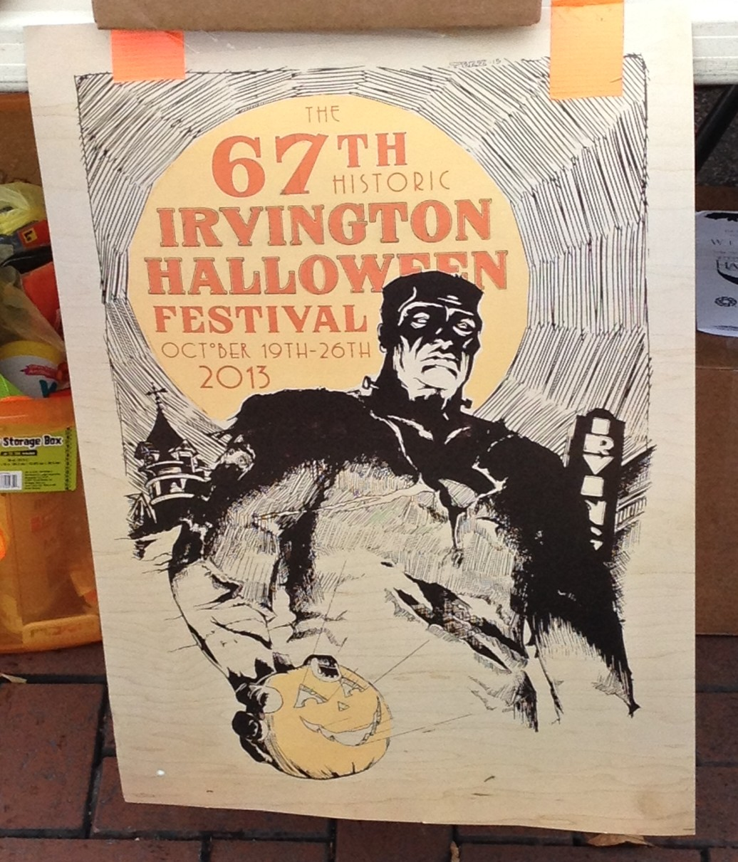 Recap: Irvington Halloween Festival | The Rover and the Recluse