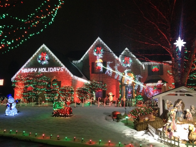 Clark Griswold, apparently, now lives in the Detroit suburbs.