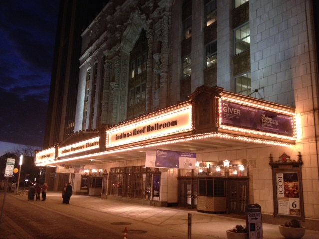 The IRT is one of our favorite theatres in Indy.